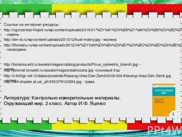 http://ogorod-bez-hlopot.ru/wp-content/uploads/2016/01/%D1%81%D0%B8%D1%80%D0%B5%D0%BD%D1%8C.jpg - сирень http://dm-st.ru/wp-content/uploads/2013/12/kust-maliny.jpg - малина http://fitomenu.ru/wp-content/uploads/2012/04/%D1%80%D0%B0%D0%B7%D0%BC%D0%BD…
