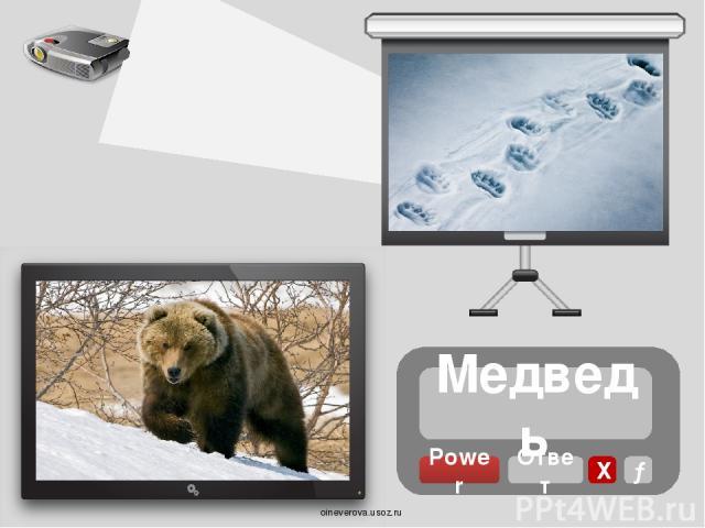 Лиса Power Ответ Х → oineverova.usoz.ru
