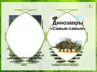 Стегоцерас был не крупным, но крепким и выносливым динозавром. Принадлежал к гру