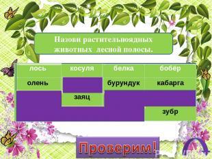 http://www.youtube.com/watch?v=KVsW3V_KjU8 Лесная песенка. Поет Кристина Семенов