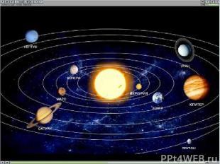 В открытом космосе Наша планета Земля имеет форму шара. Она входит в группу из д