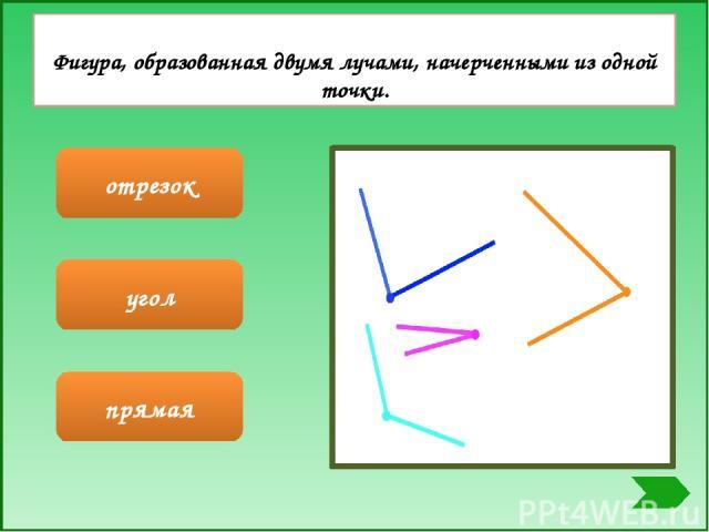 квадрат треугольник угол Три вершины,три угла, Три сторонки –кто же я?