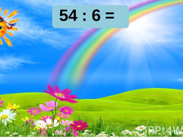 9 7 8 9 7 8 54 : 6 =
