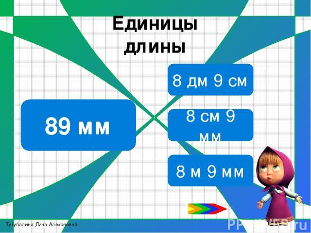 Молодцы 8 кг 80 г 8000 г 800 г Единицы массы Тутубалина Дина Алексеевна