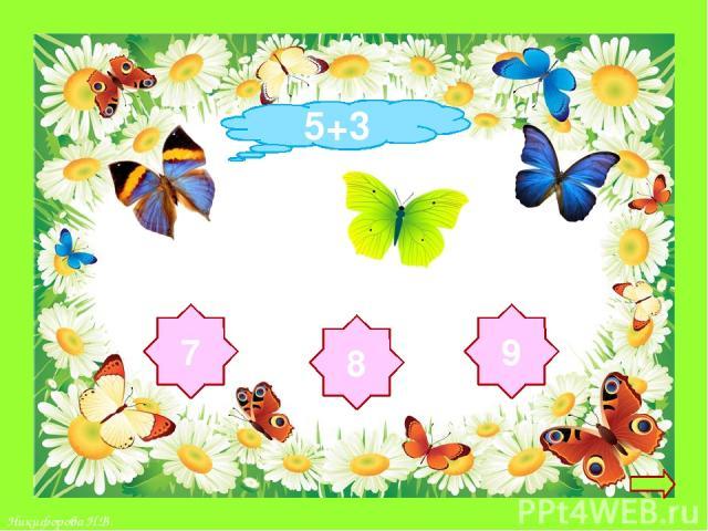 4+5 7 8 9 Никифорова Н.В.