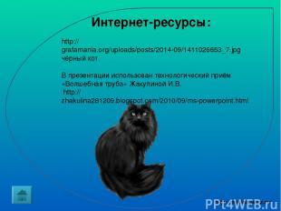 http://grafamania.org/uploads/posts/2014-09/1411026653_7.jpg чёрный кот В презен