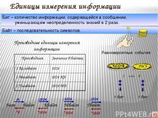Язык как способ представления информации Язык – определенная знаковая система пр