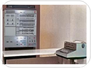 Немного позднее стали выпускаться машины серии IBM-370. В Советском Союзе в 70-х
