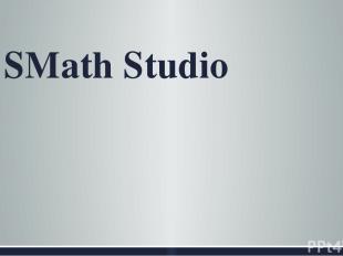 SMath Studio