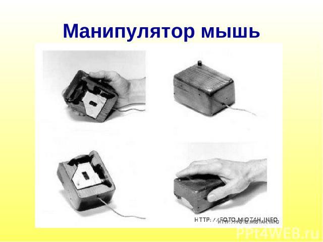 Манипулятор мышь
