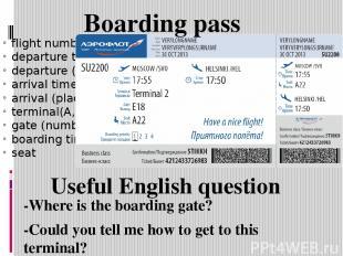 flight number departure time departure (place) arrival time arrival (place) term