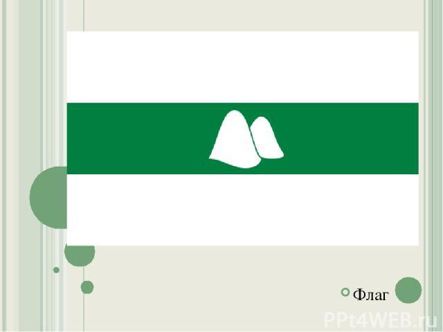 Геральдика Курганской области Флаг
