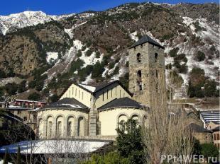 Чуть ниже по склону - Сала де ла Джустисиа - единственное здание суда во всей ст