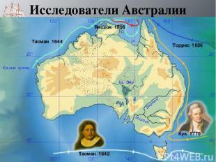 Исследователи Австралии