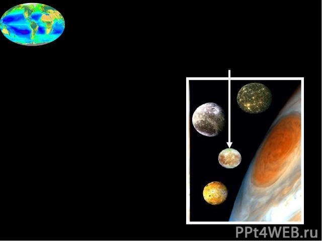 1в. Определение понятия «биосфера» XXI век некоторые современные учёные-естествоиспытатели: «Биосфера – область распространения жизни на космическом теле» Европа – спутник Юпитера. Есть ли жизнь в его океане?