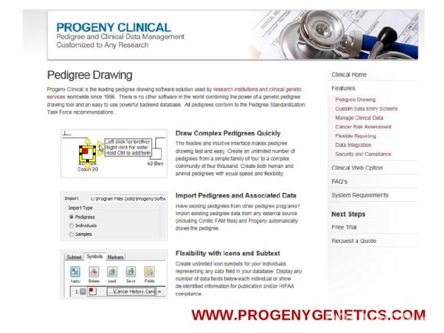 WWW.PROGENYGENETICS.COM