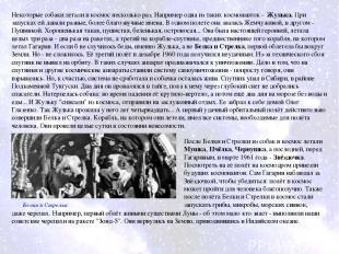 Некоторые собаки летали в космос несколько раз. Например одна из таких космонавт