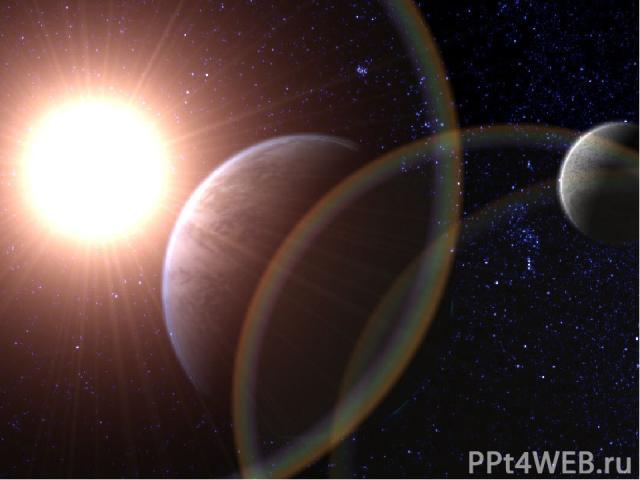 Габайдулина Л.И. Гимназия 1567 Эпилог Вот и подошла к концу наша история. Сегодня каждый школьник знает, что Земля не центр мира, а очень малая его часть, силами тяготения удерживаемая около звезды – Солнца. И таких солнц во Вселенной бесчисленное м…