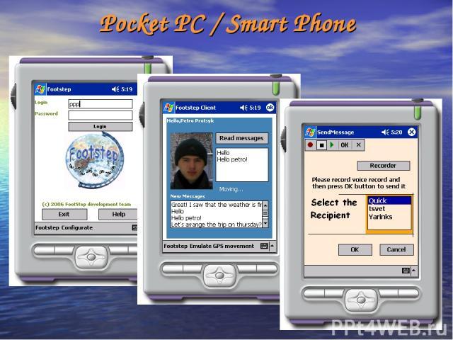 Pocket PC / Smart Phone