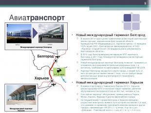 Авиатранспорт Новый международный терминал Белгород В апреле 2010 года в целях п