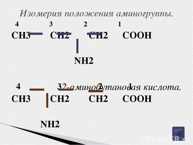 Творческое задание № 5. Определите реакцию раствора глутаминовой кислоты (HOOC-CH2-CH2-CH-COOH) NH2 и лизина (NH2-(CH2)4-CH-COOH) NH2 Щелочная среда (лизин) Нейтральная среда (глицин) Кислая среда (глутаминовая кислота) Кислая среда (глутаминовая кислота)