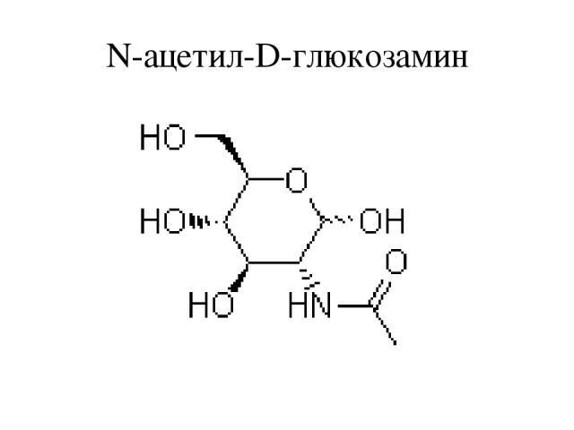 N-ацетил-D-глюкозамин