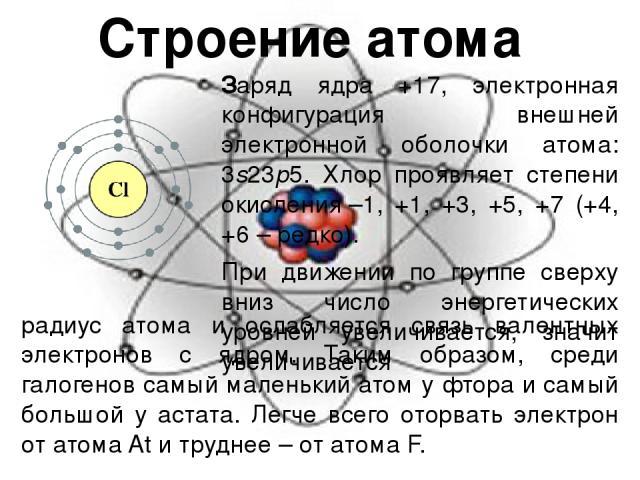История открытия Первым из галогенов был открыт хлор (К. Шееле, 1774 год). Полученный желто-зеленый газ шведский ученый принял за сложное вещество. Лавуазье и Бертолле считали, что этот газ является оксидом неизвестного элемента