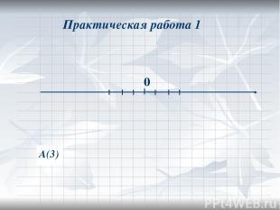 0 Практическая работа 1 А(3)