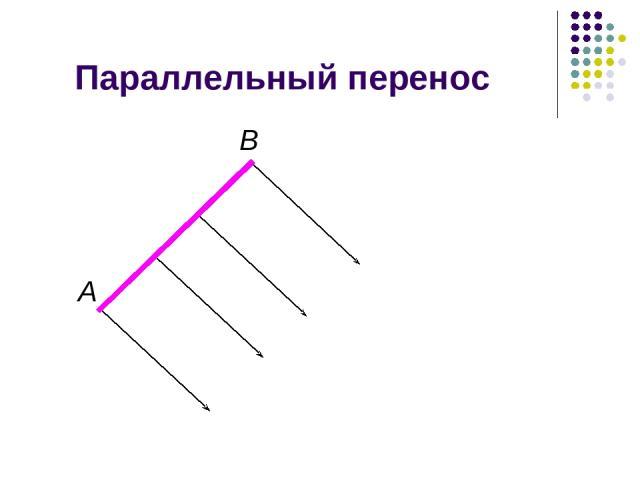 Параллельный перенос А В