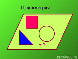 Планиметрия А