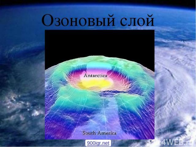 Озоновый слой 900igr.net