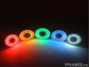 Одним из новых источников света, которые начали внедряться в практическое освеще