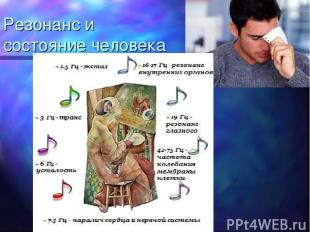Резонанс и состояние человека