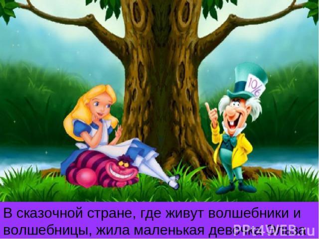 В сказочной стране, где живут волшебники и волшебницы, жила маленькая девочка Эльза