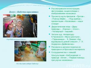 Реализация проекта: Рассматривали иллюстрации, фотографии, энциклопедии с изобра