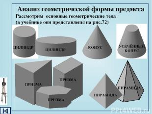 V W H A B C D E G H J K Проекции вершин, рёбер и граней предмета a'(c') b'(d') e