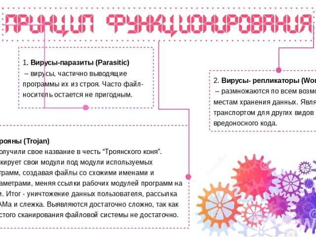 Какие вирусы относятся к файловым вирусам Задание 4: Вирусы, заражающие программы Макровирусы Вирусы-невидимки Вирусы-черви