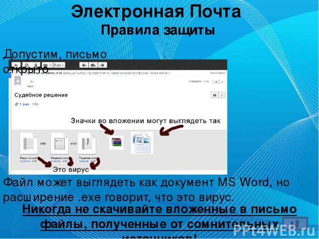 Используемые Интернет-ресурсы. http://www.kaspersky.ru https://ru.wikipedia.org http://detionline.com/ http://kursor.in/