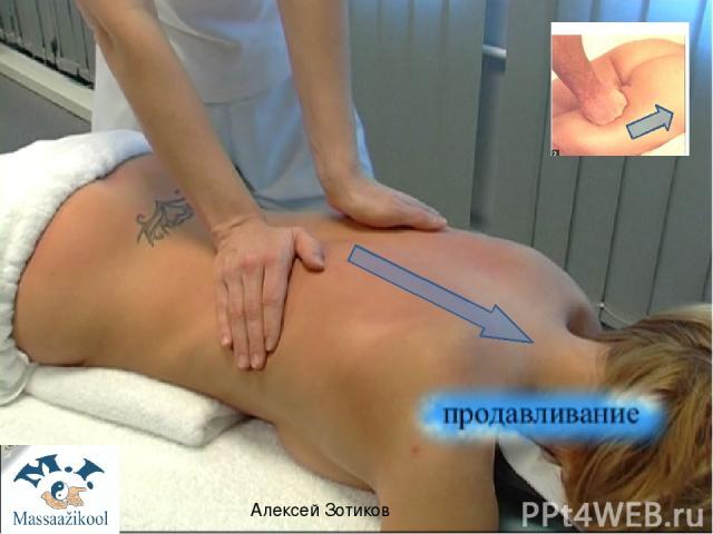 Алексей Зотиков Сдавливание мышцы с двух сторон следует проводить плавно, без резких разрывов или поворотов.