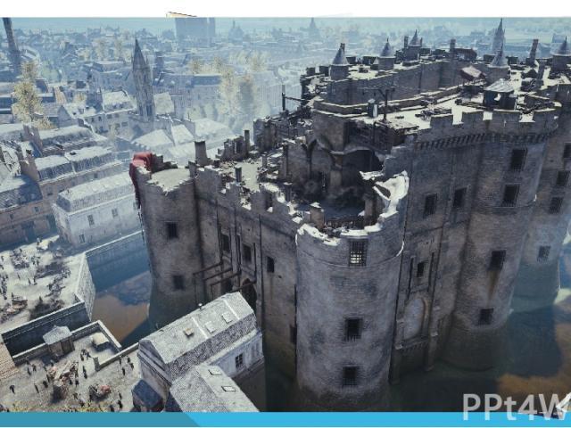 Взятие Бастилии 14 июля 1789 года восставшие парижане взяли штурмом крепость Бастилию, освободили узников и растерзали коменданта крепости.