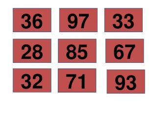 Площадь прямоугольника S = a · b Свойства площадей фигур Свойство 1: Площади рав