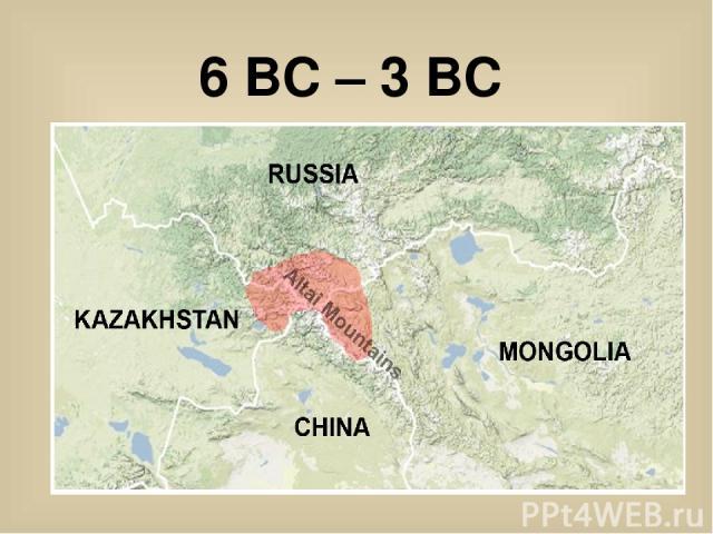 6 BC – 3 BC