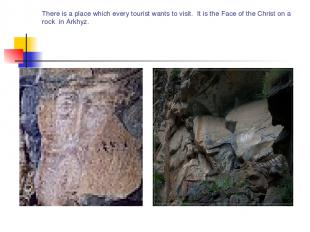 There is a place which every tourist wants to visit. It is the Face of the Chris