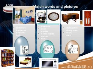 www.themegallery.com Match words and pictures ThemeGallery is a Design Digital C