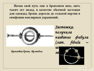 Начав свой путь еще в бронзовом веке, пять тысяч лет назад, в качестве обычной з