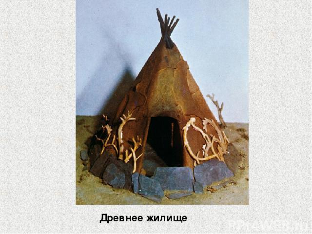 Древнее жилище