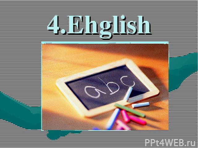4.Ehglish