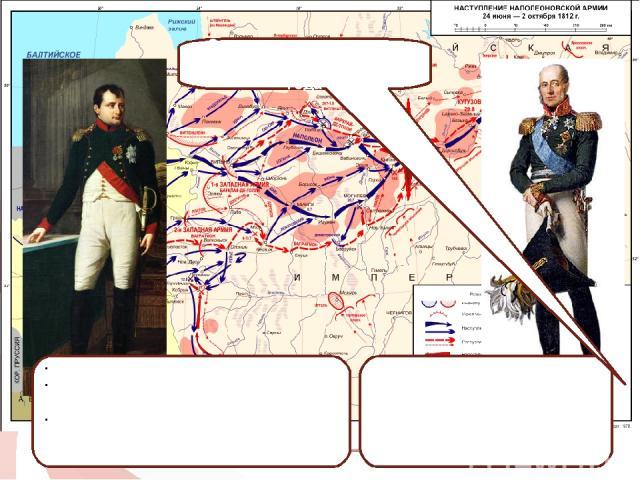 Баркла й-де-То лли Михаил Богданович (1757-1818), выдающийся российский полководец, военный министр,генерал-фельдмаршал, один из 4-х полных кавалеров ордена Святого Георгия. генеральное сражение на границе; разгром Первой и Второй русских армий по …