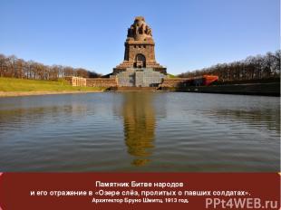 «БИТВА НАРОДОВ» ПОД ЛЕЙПЦИГОМ 4-7 (16-19) октября 1813 года сражение между 300-т