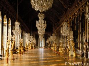 ВЕРСАЛЬ- резиденция французских королей. Строился по приказуЛюдовика XIVс16